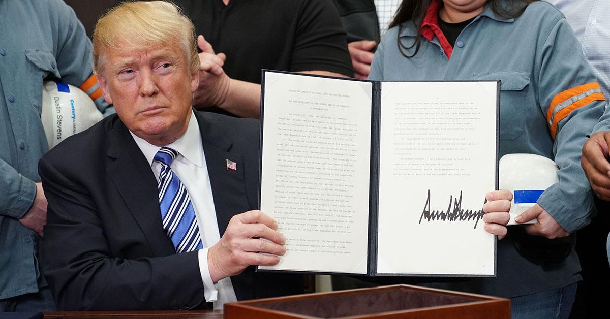 Corker to fight Trump tariffs with new bill