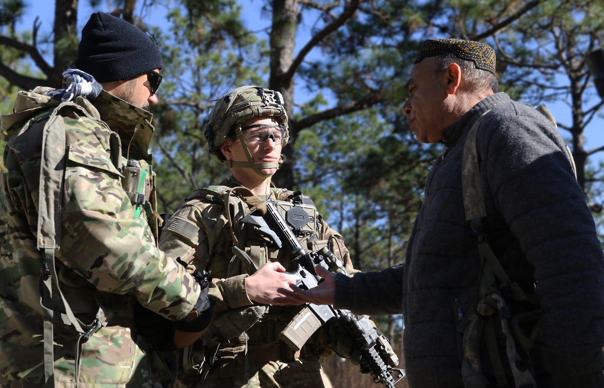First of its kind: Army's newest advisers prepare for SFAB's maiden deployment