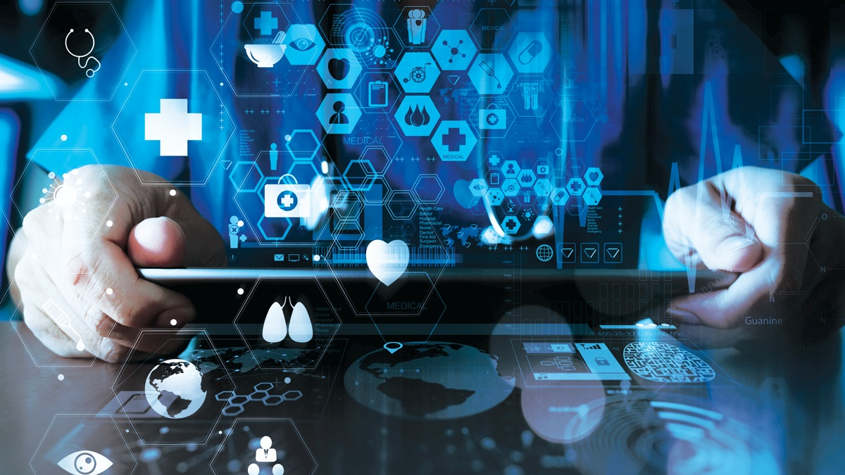 The Department of Health and Human Services is proposing regulatory changes that could help make using electronic health records systems easier for doctors. (Getty Images)