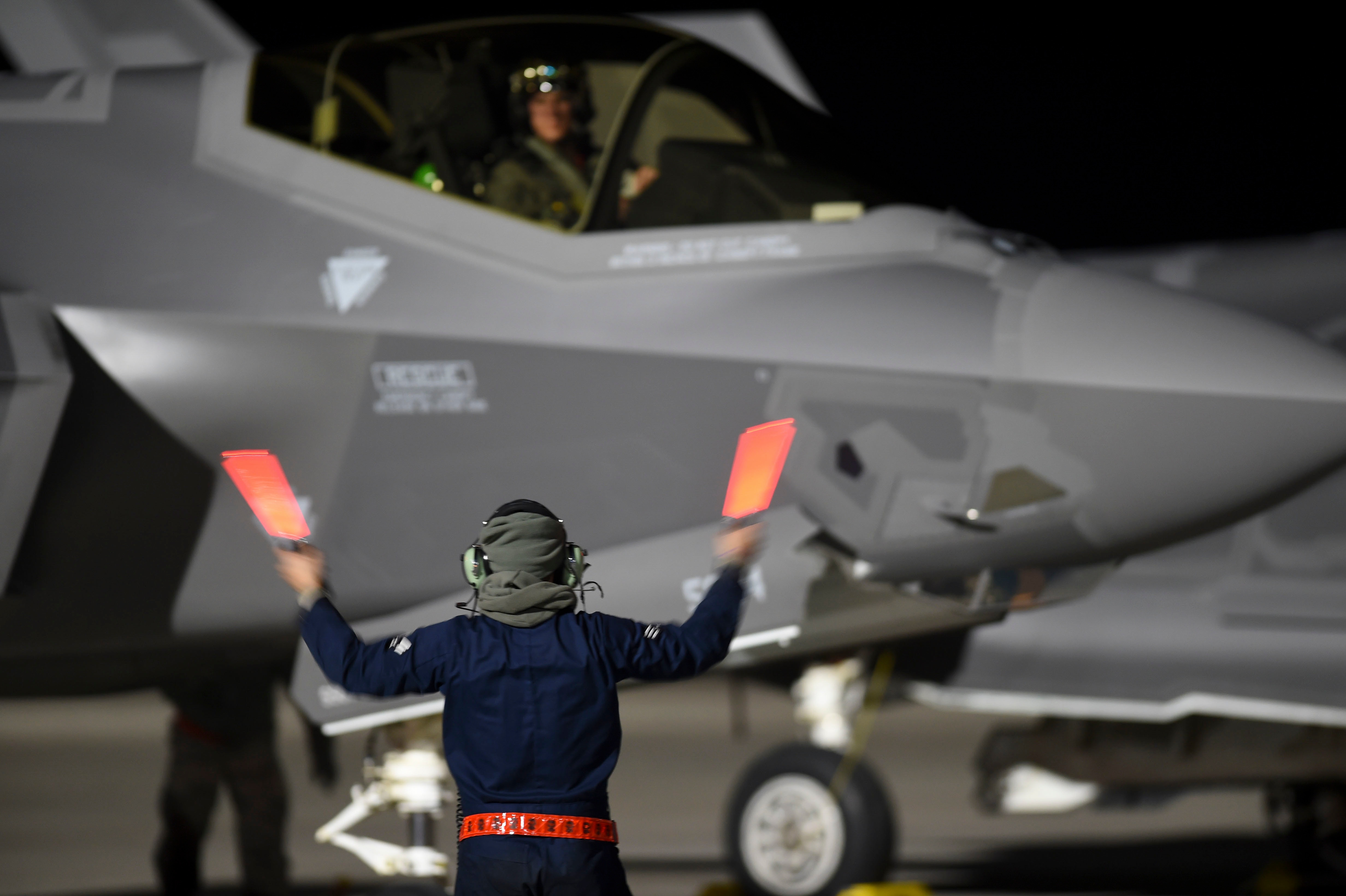 Here's how the Air Force is fixing the F-35's moving target problem