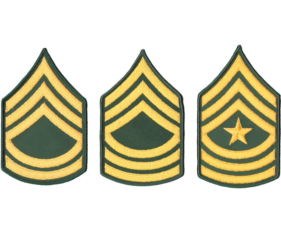 Senior enlisted promotions for October announced