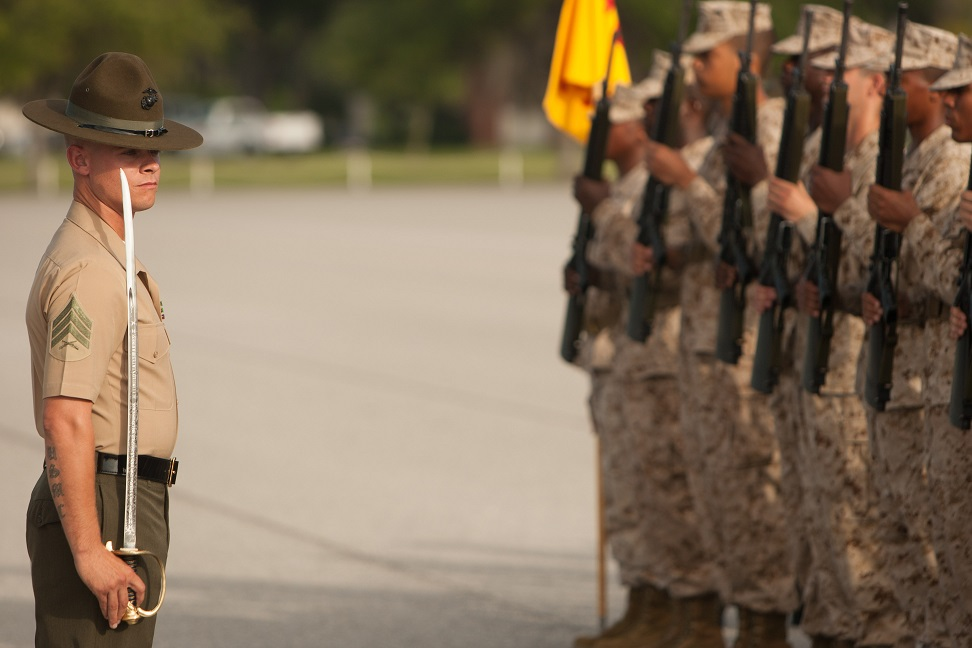 Former Parris Island drill instructor pleads guilty to misconduct