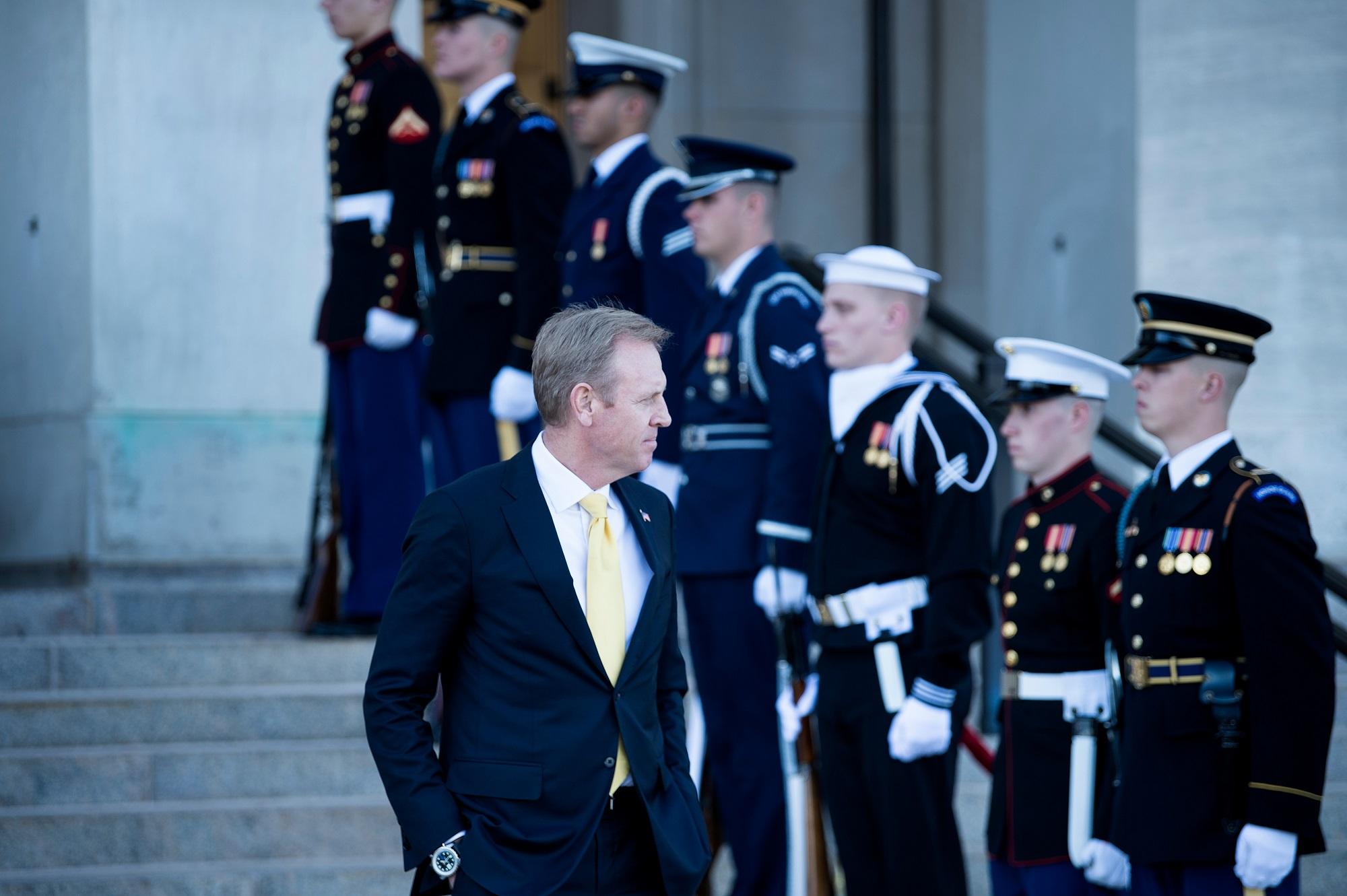 Unwinding bureaucracy: Start of 2018 to see major Pentagon reform