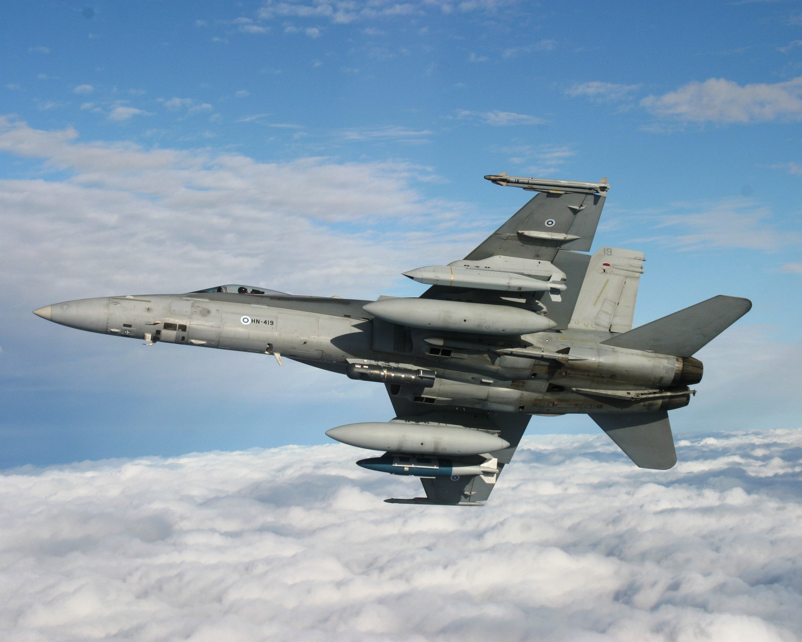 Military: Finland To Replace Hornet Jets By 2030