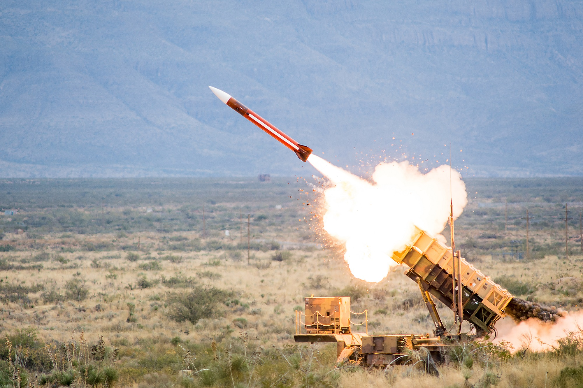 Raytheon: Arab-operated Patriots intercepted over 100 tactical ballistic missiles since 2015