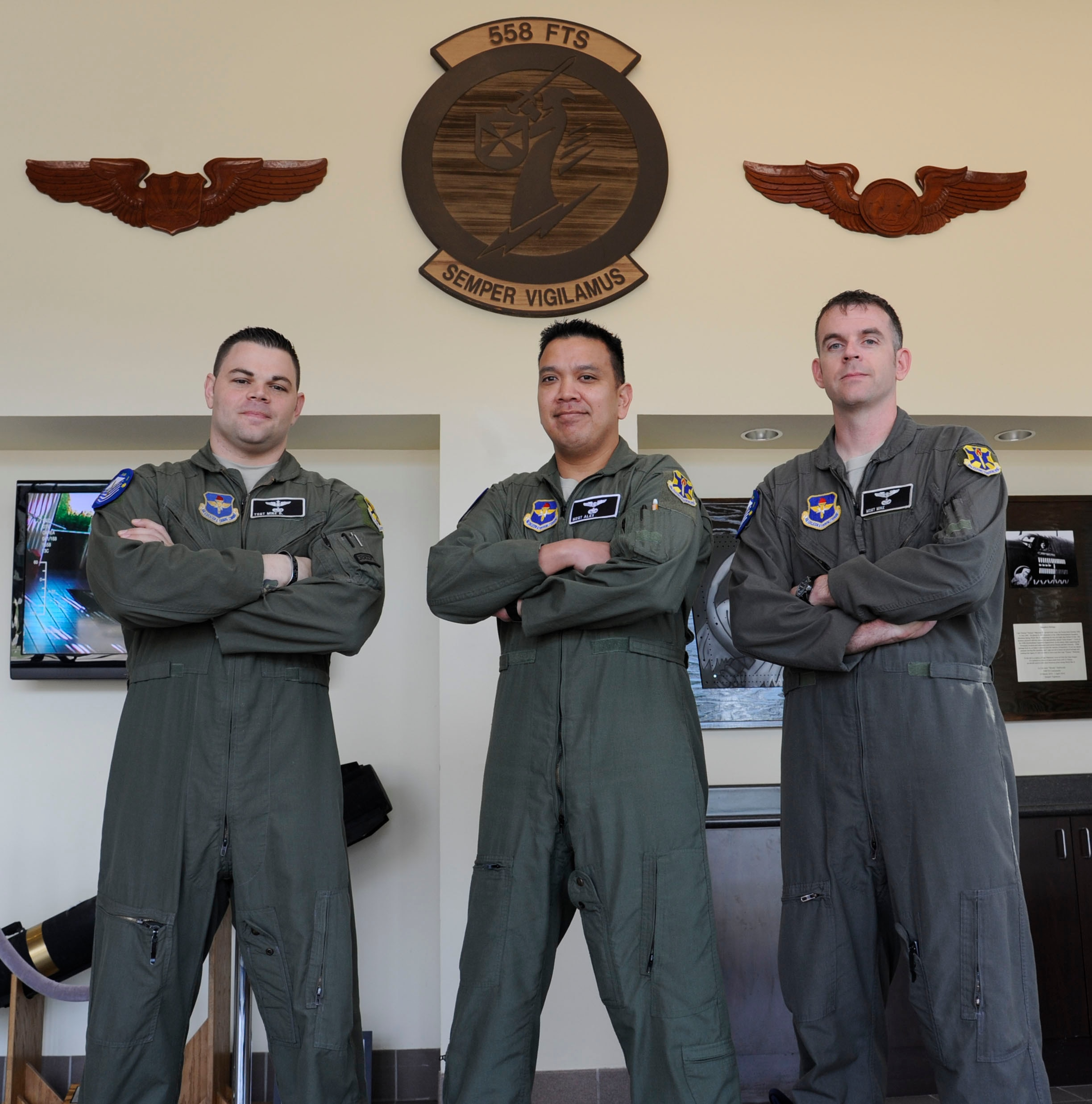 Fresh off graduation, these are the Air Force's first enlisted RPA pilots