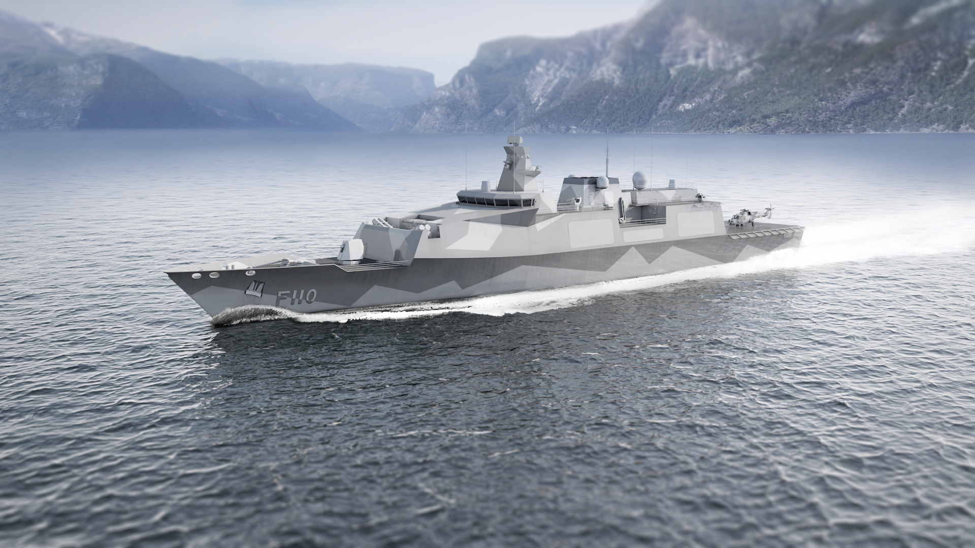 UK defense chief to reveal Type 31e shipbuilding strategy