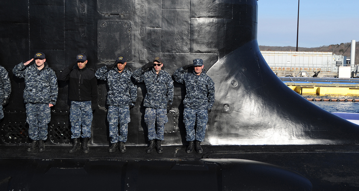 Interview: The Navy's top submarine builder talks Virginia-class challenges, successes