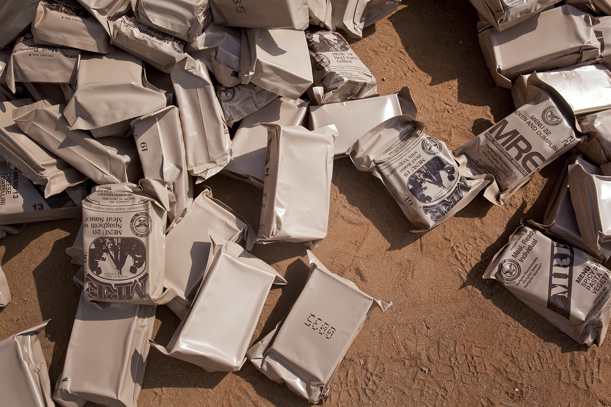 MREs for civilians?! Amazon will soon start selling ready-to-eat chow