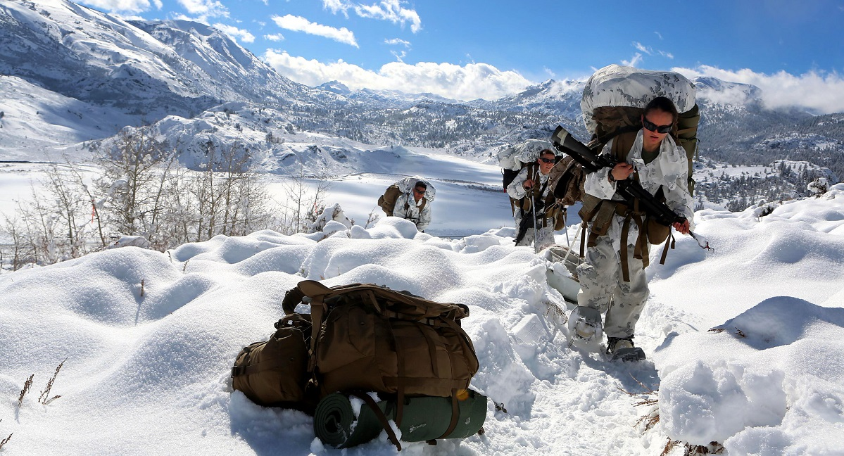 When hell freezes over: How the Corps plans to win a cold weather fight in Russia or North Korea