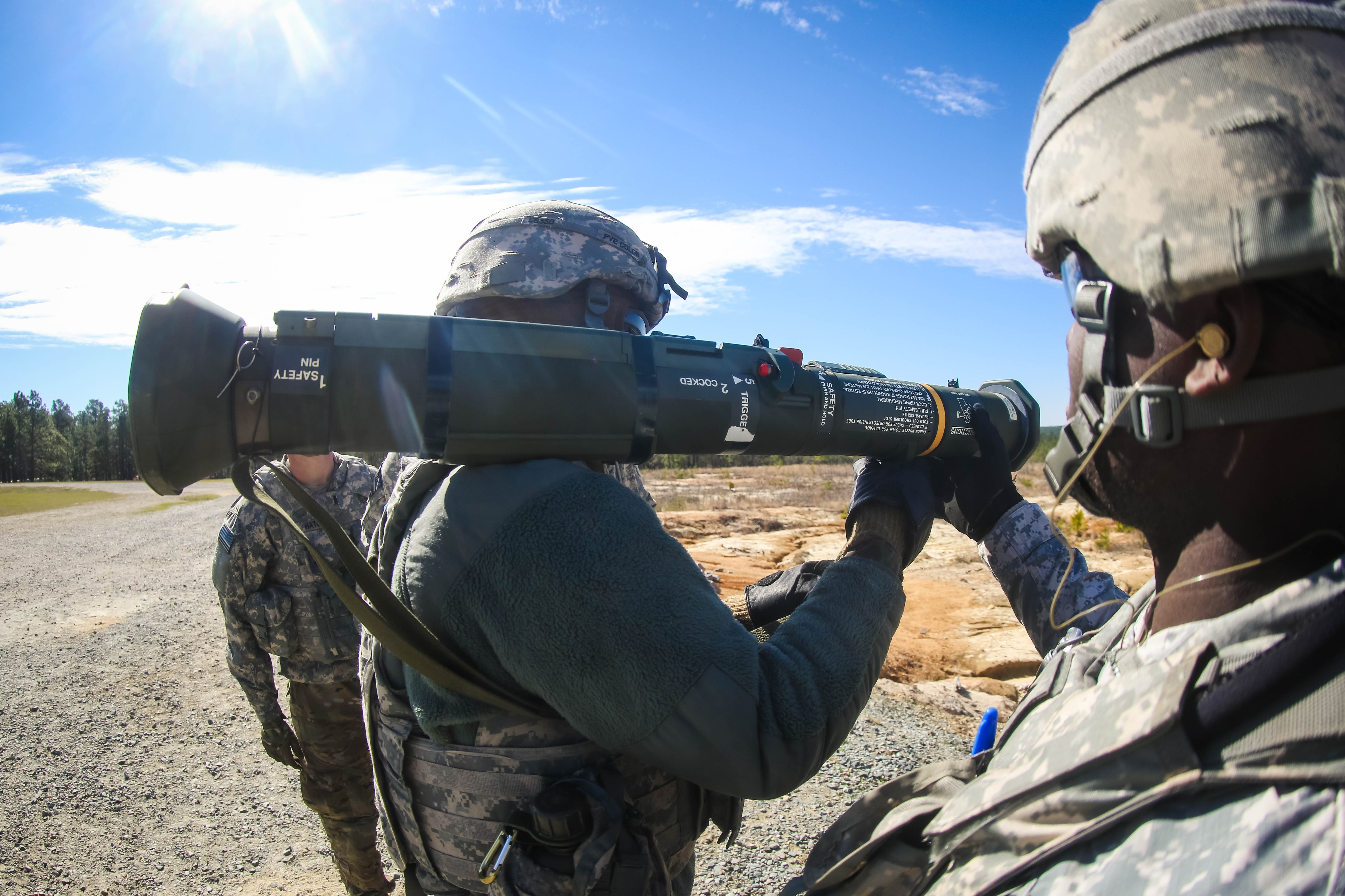 Are shoulder-fired weapons causing traumatic brain injuries? How the Army plans to find out