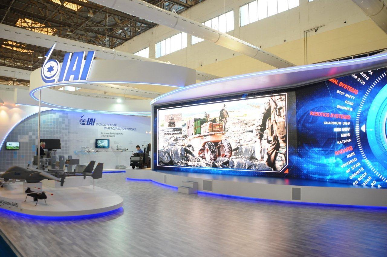 (Israel Aerospace Industries)