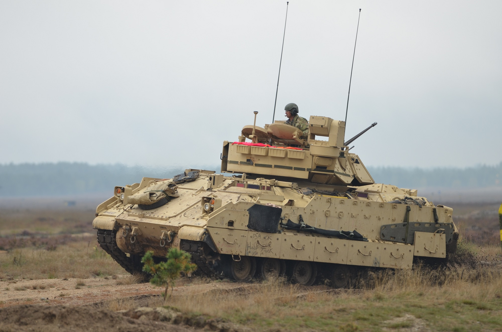 US Army secretary open to foreign designs for new combat vehicle
