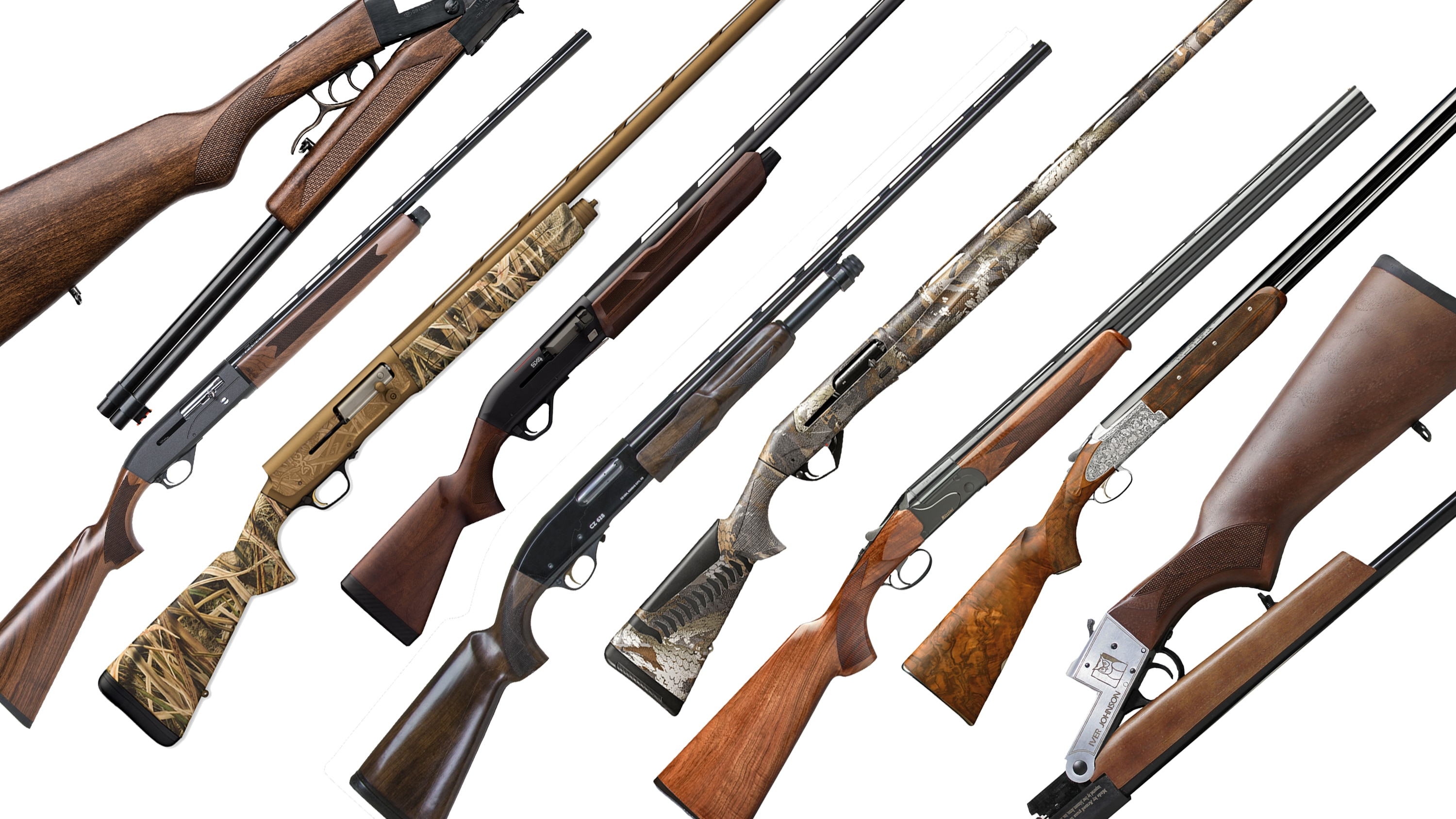 Shotgun specs: 9 new models for 2017