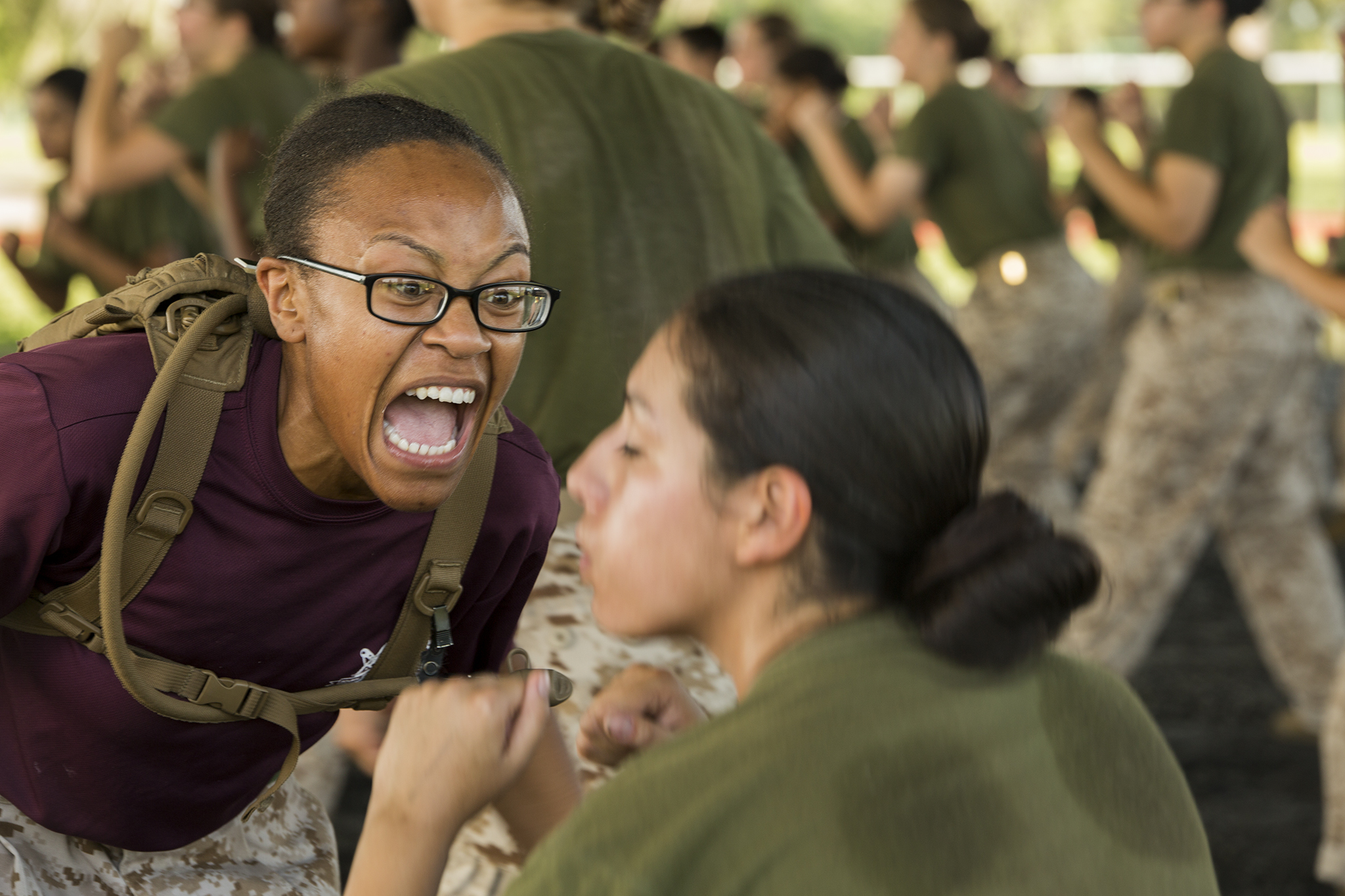 The boot camp gender divide: The case for co-ed training