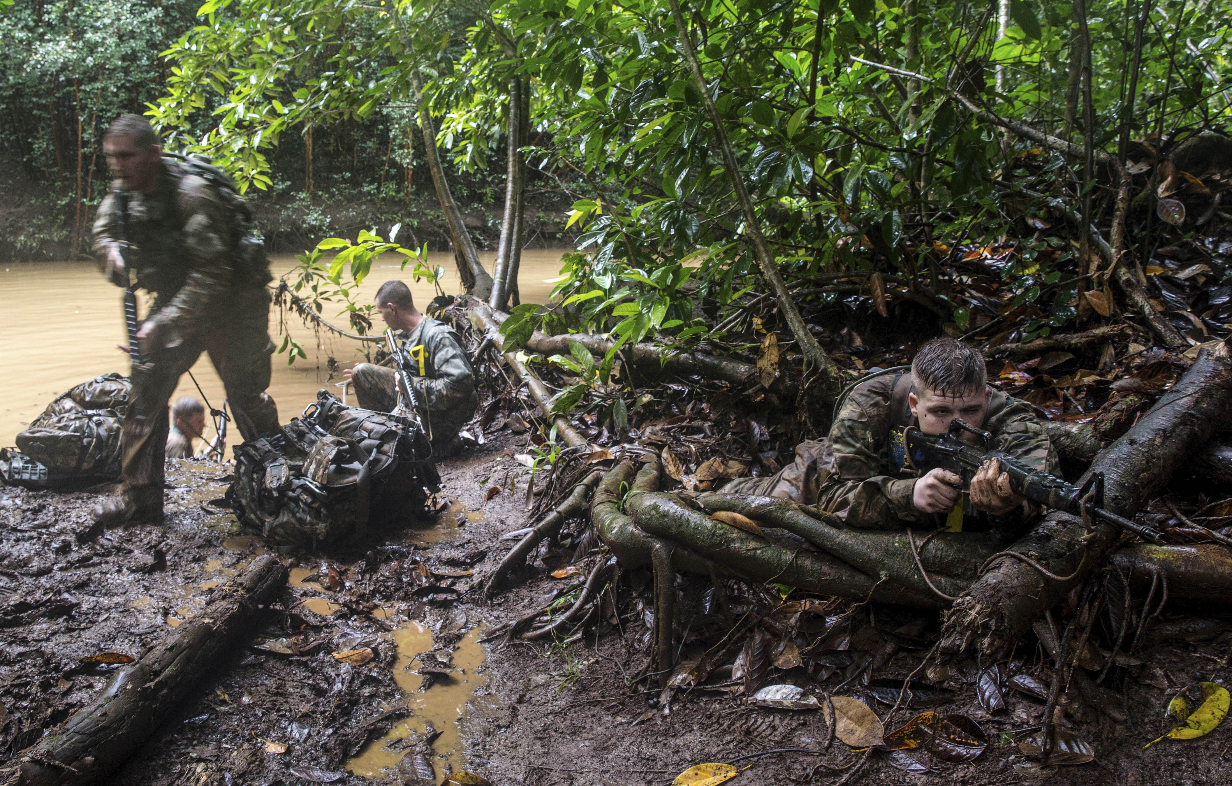 Soldiers to test the Army's new, lighter jungle boots in Thailand, the Philippines