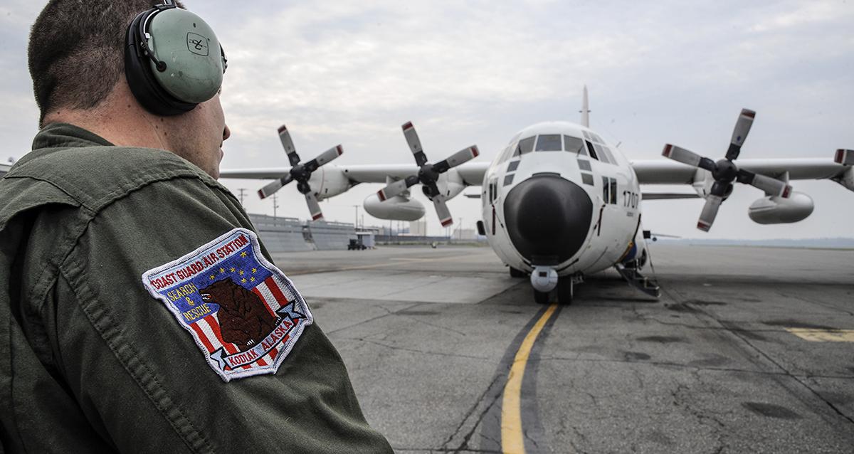 Coast Guard to upgrade Kodiak C-130H fleet with new model