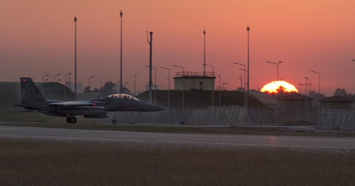 US considering permanent cutbacks at Incirlik Air Base in Turkey