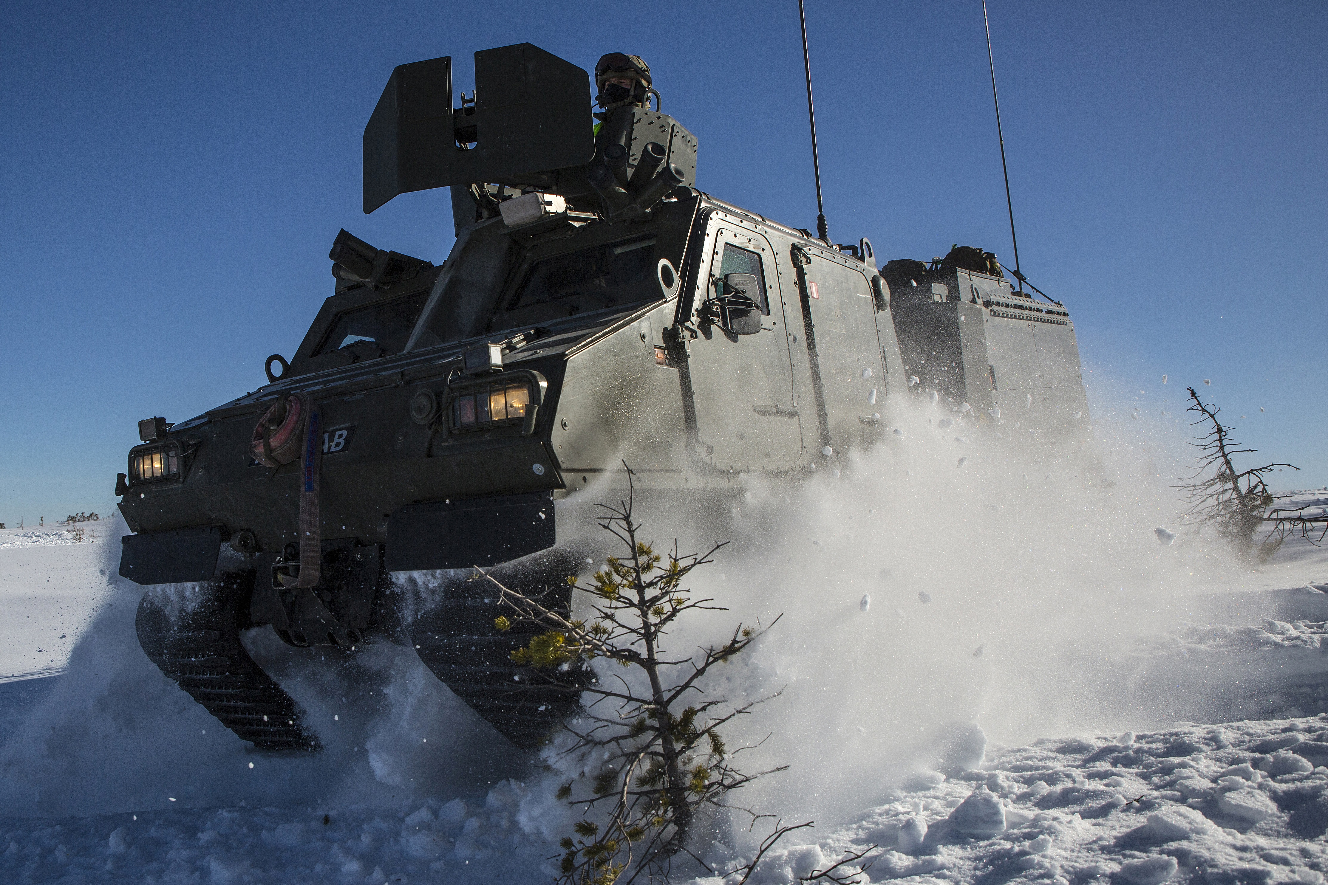 With an increasing footprint in the Arctic, the Corps may