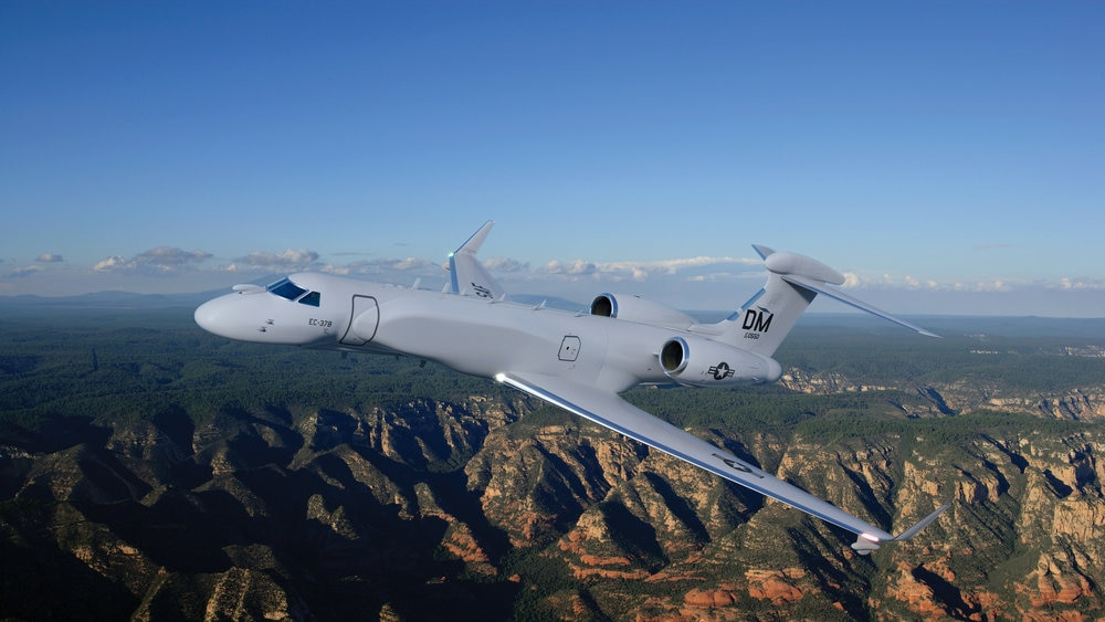 Gulfstream mounts biz-jet blitz ahead of major US Air Force competitions