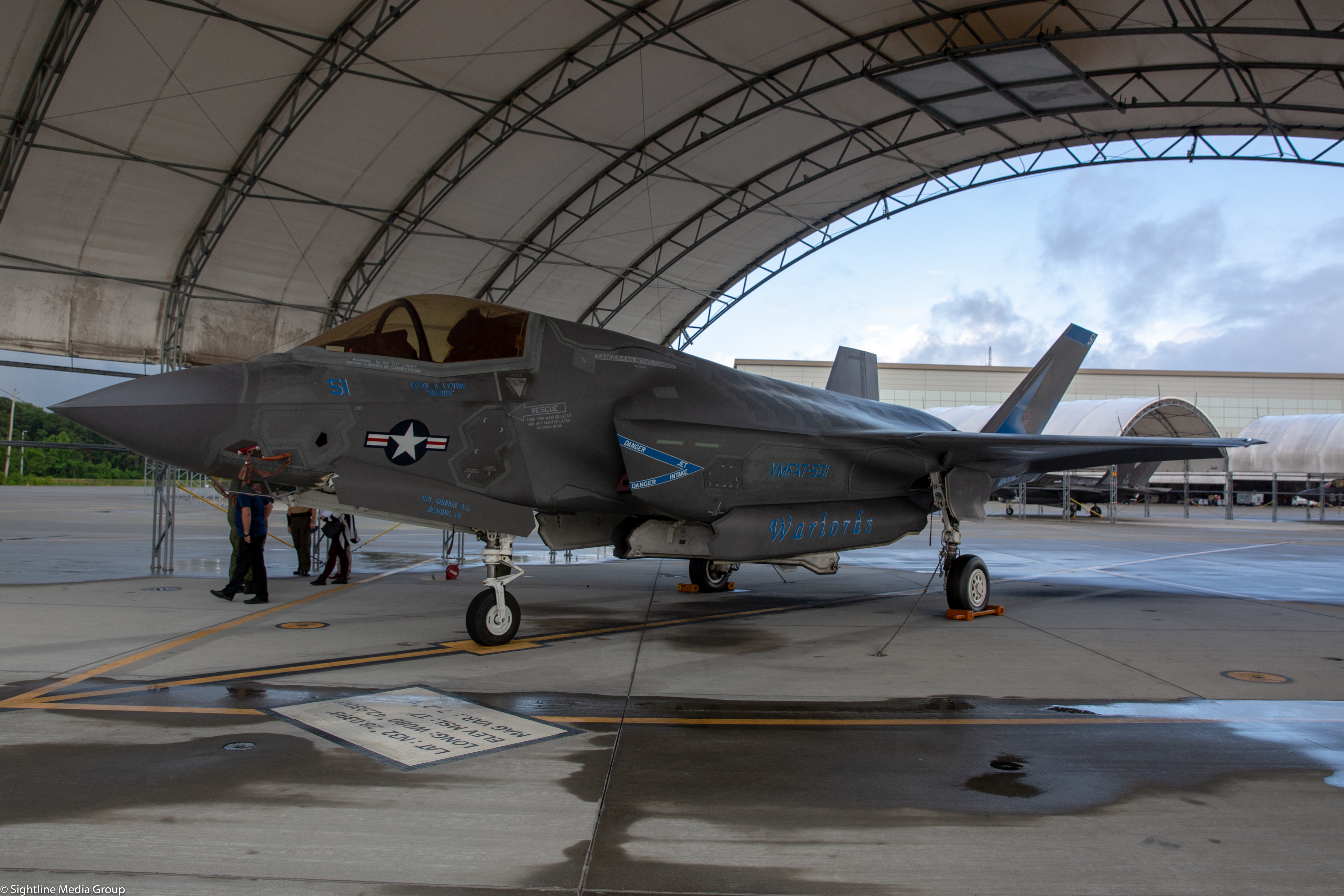 Marine Corps F-35s dogged by parts shortages