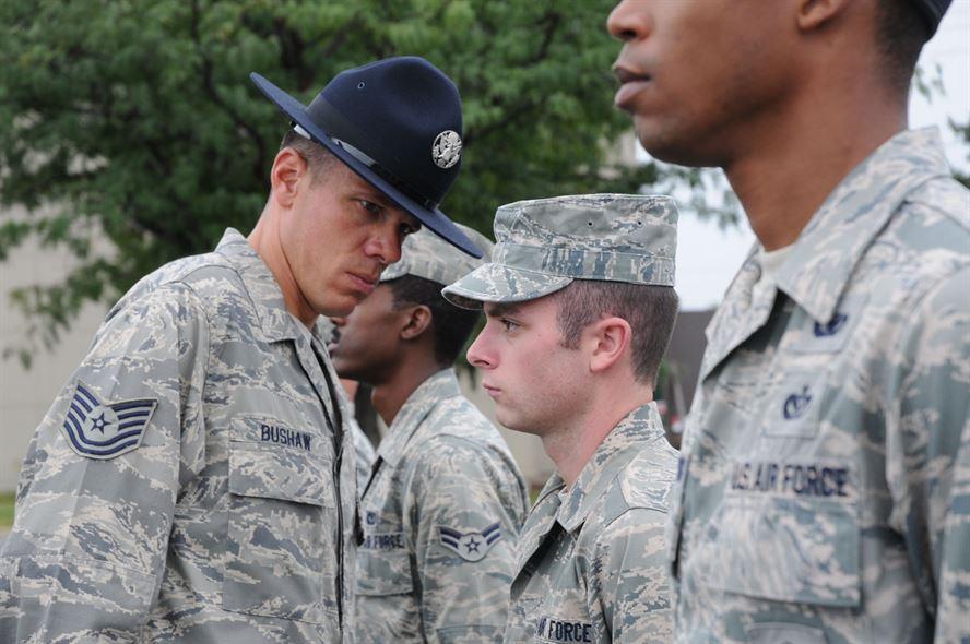 Air Force chooses 770 airmen for developmental special duties