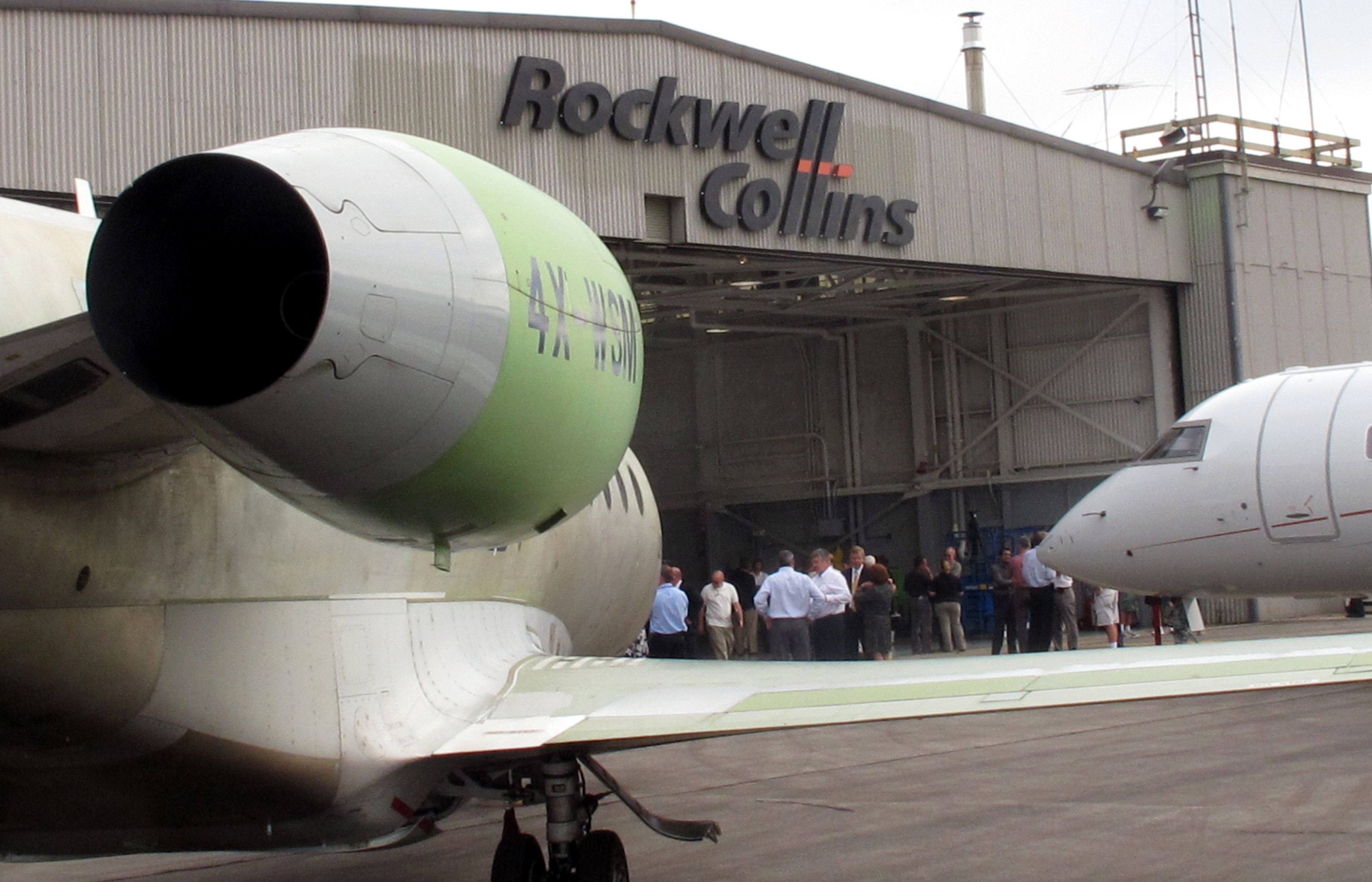 United Technologies' acquisition of Rockwell Collins could set off new M&A wave
