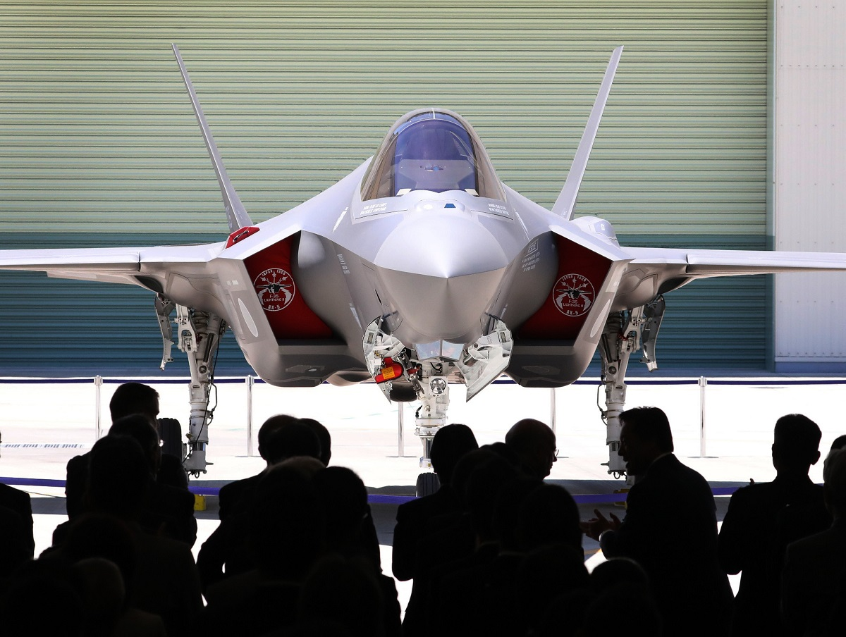 Switzerland is eyeing the F-35A, manufactured by Lockheed Martin, for its