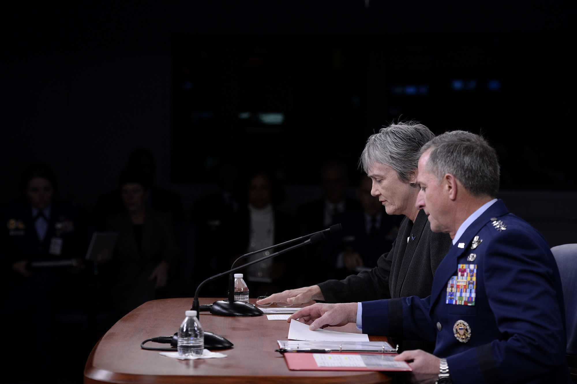 Air Force officials: Return of sequestration would 'break' service