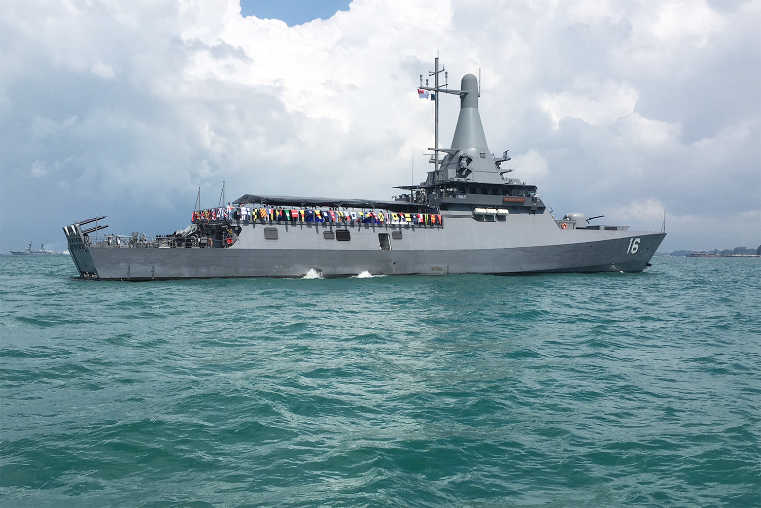 Singapore Navy takes 'quantum jump' in adding 2 more ships to service