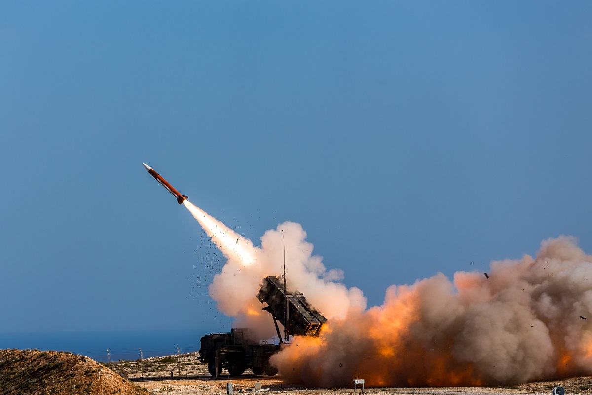 Raytheon's Patriot system is also on the short list for an air-defense procurement program in Switzerland. (Officer Candidate Sebastian Apel/Air Defence Missile Group 24)