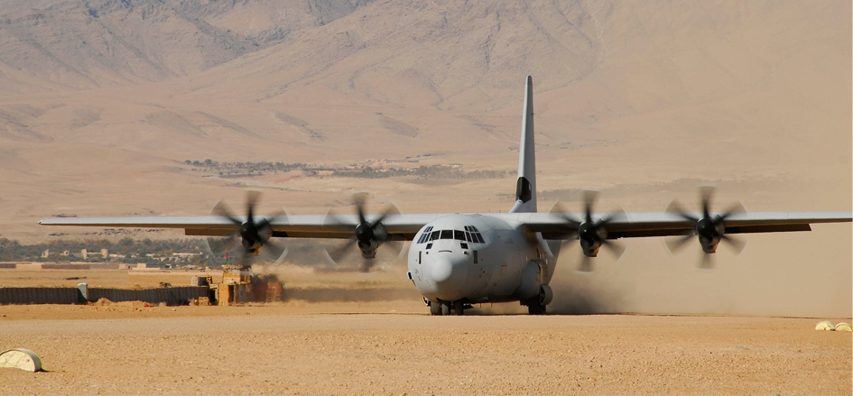 France's second C-130J is expected to be delivered in May or June, according to Lockheed Martin's vice president for business development for air mobility and maritime missions. (Lockheed Martin)