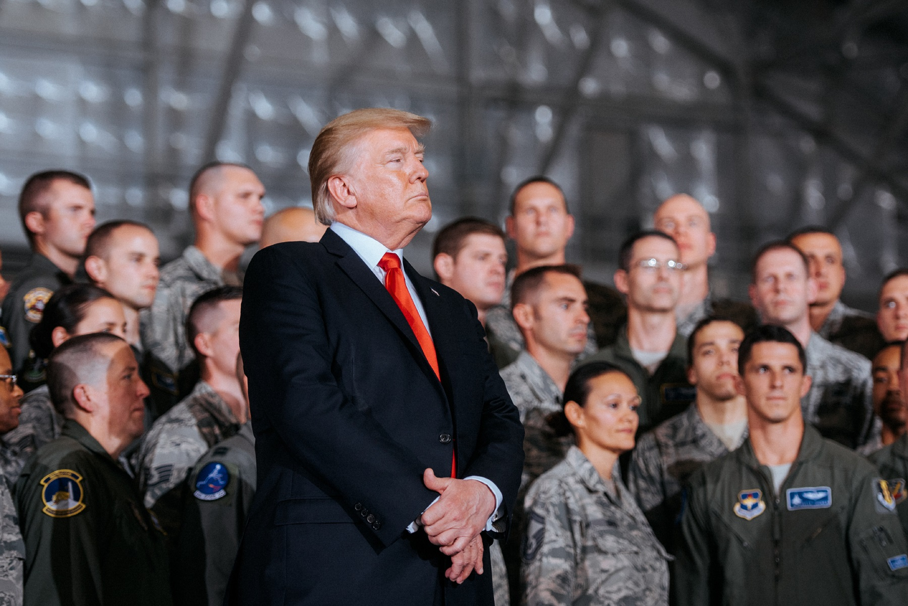 Military Times Poll: What you really think about Trump