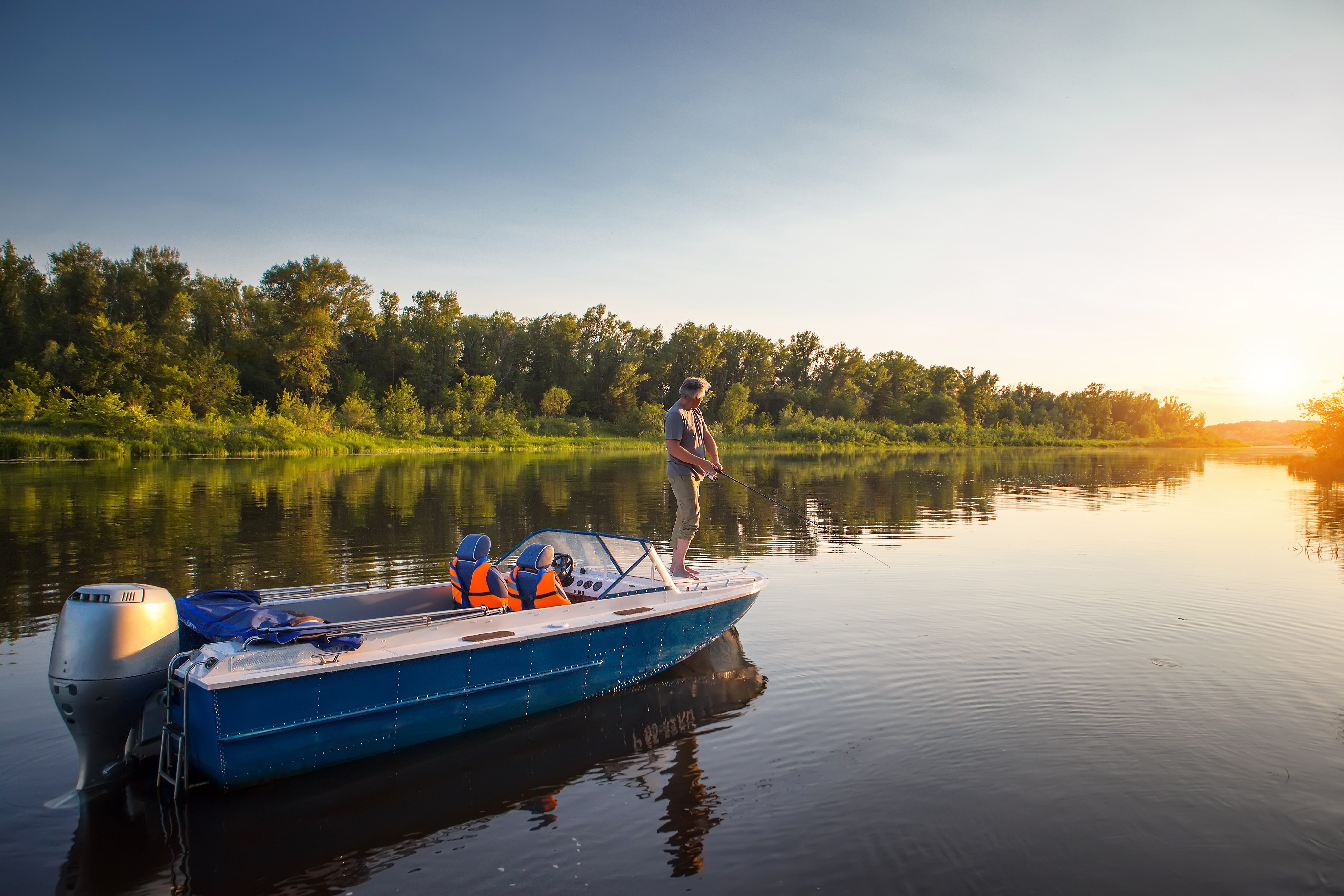 Military Times Fishing Gear Guide: Boats