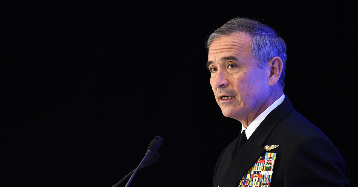 Admiral says North Korea aiming to reunify Korean Peninsula