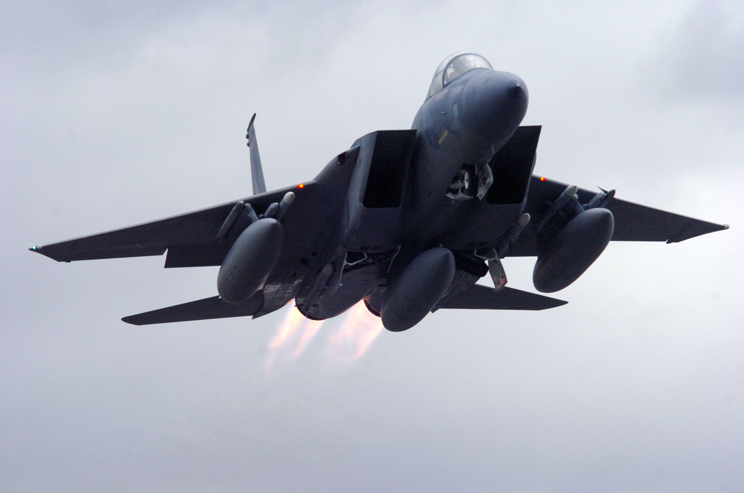 Are the F-15 Eagle's days numbered? Top generals say maybe
