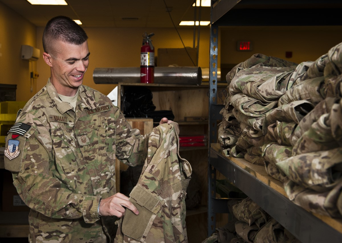 Airmen in Army uniforms? Air Force could switch to OCP as soon as October