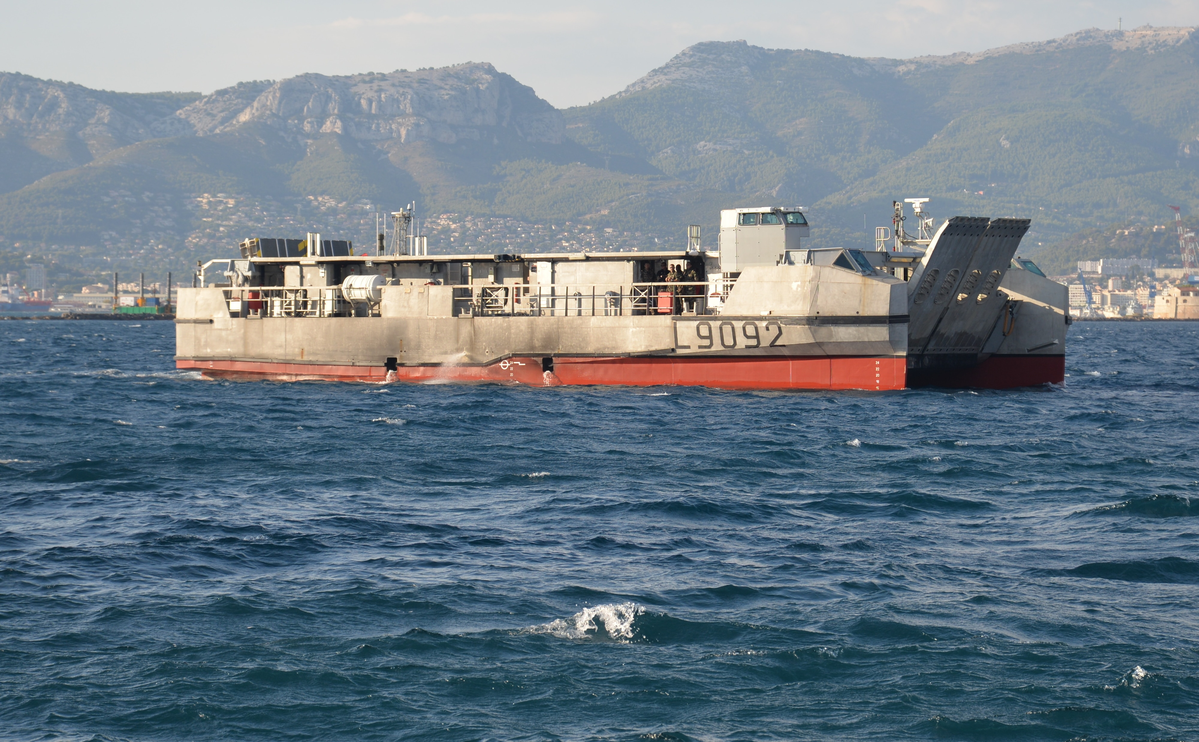 US Army Officially Opens Bids for New Landing Ship