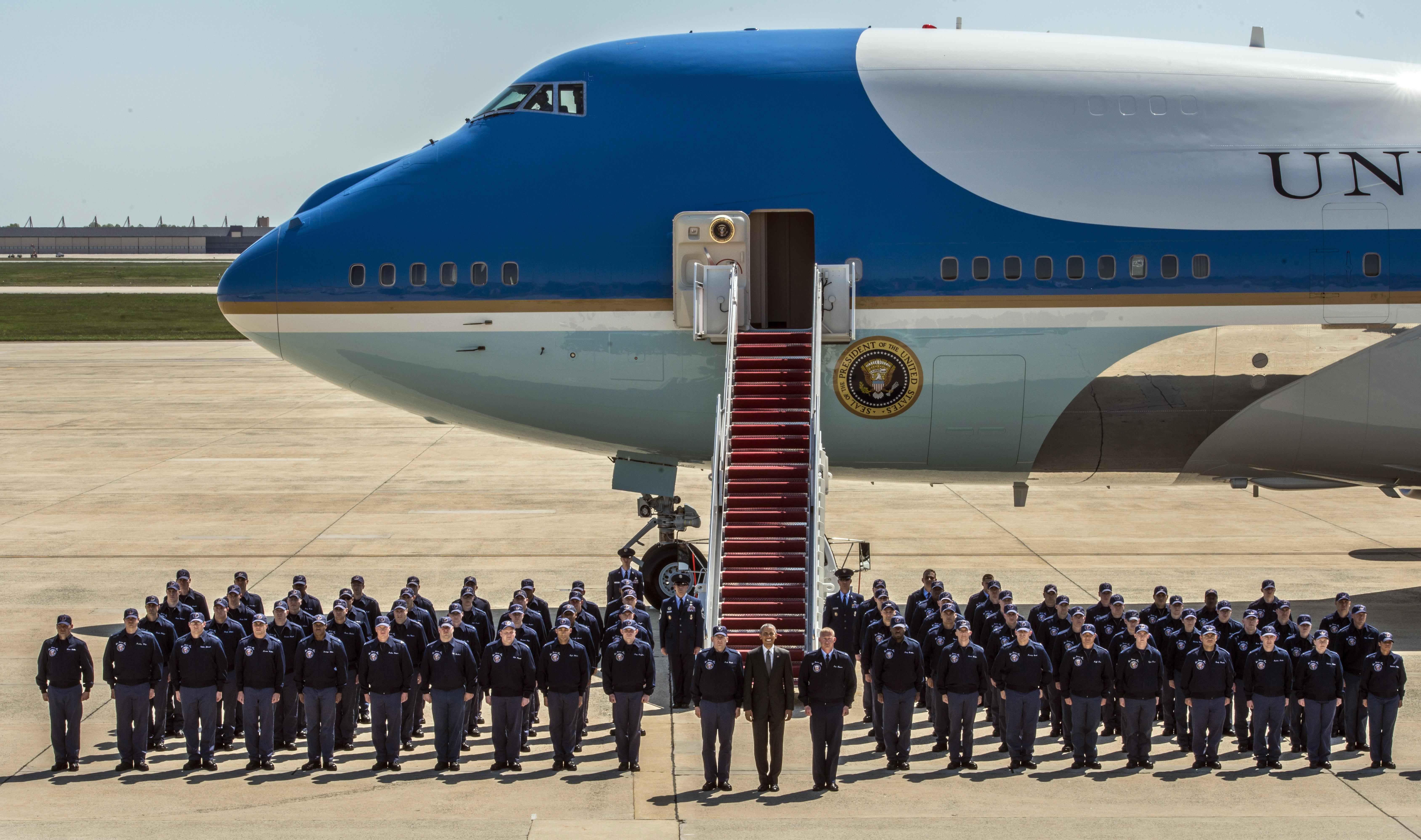 Replacing the 'Air Force One' fleet literally takes an act of Congress [Commentary]