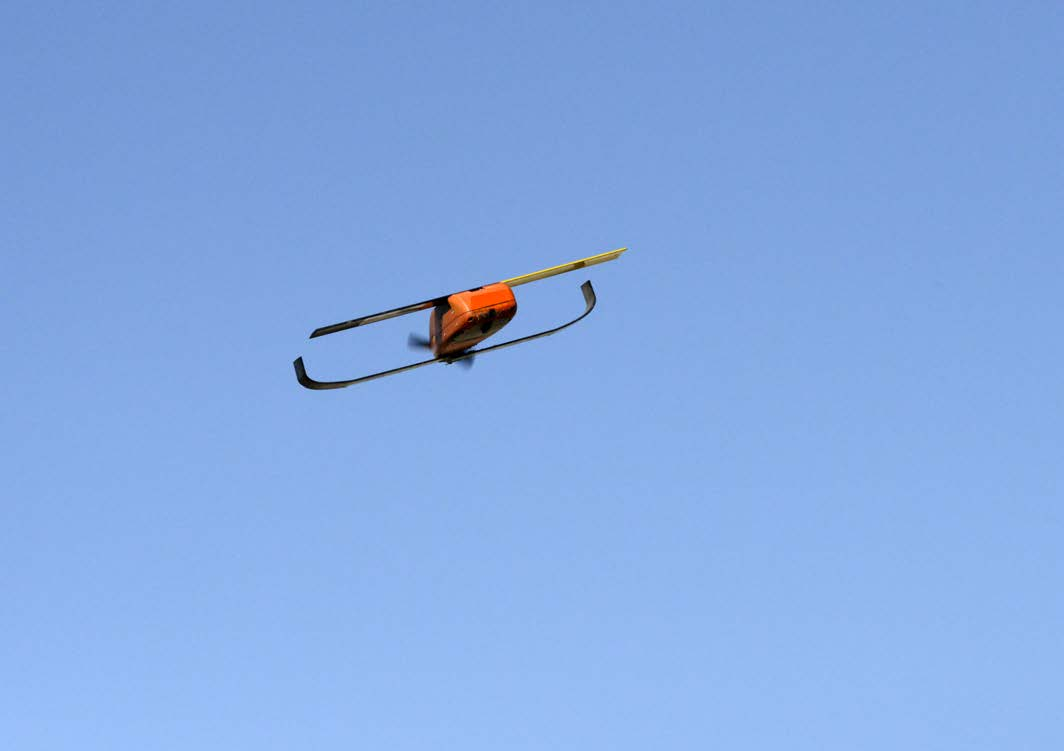 Pentagon successfully tests world's largest micro-drone swarm