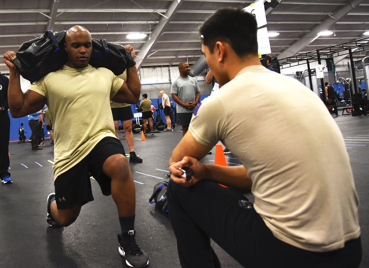 Air Force rolls out new job-specific PT tests to better prepare airmen for the fight