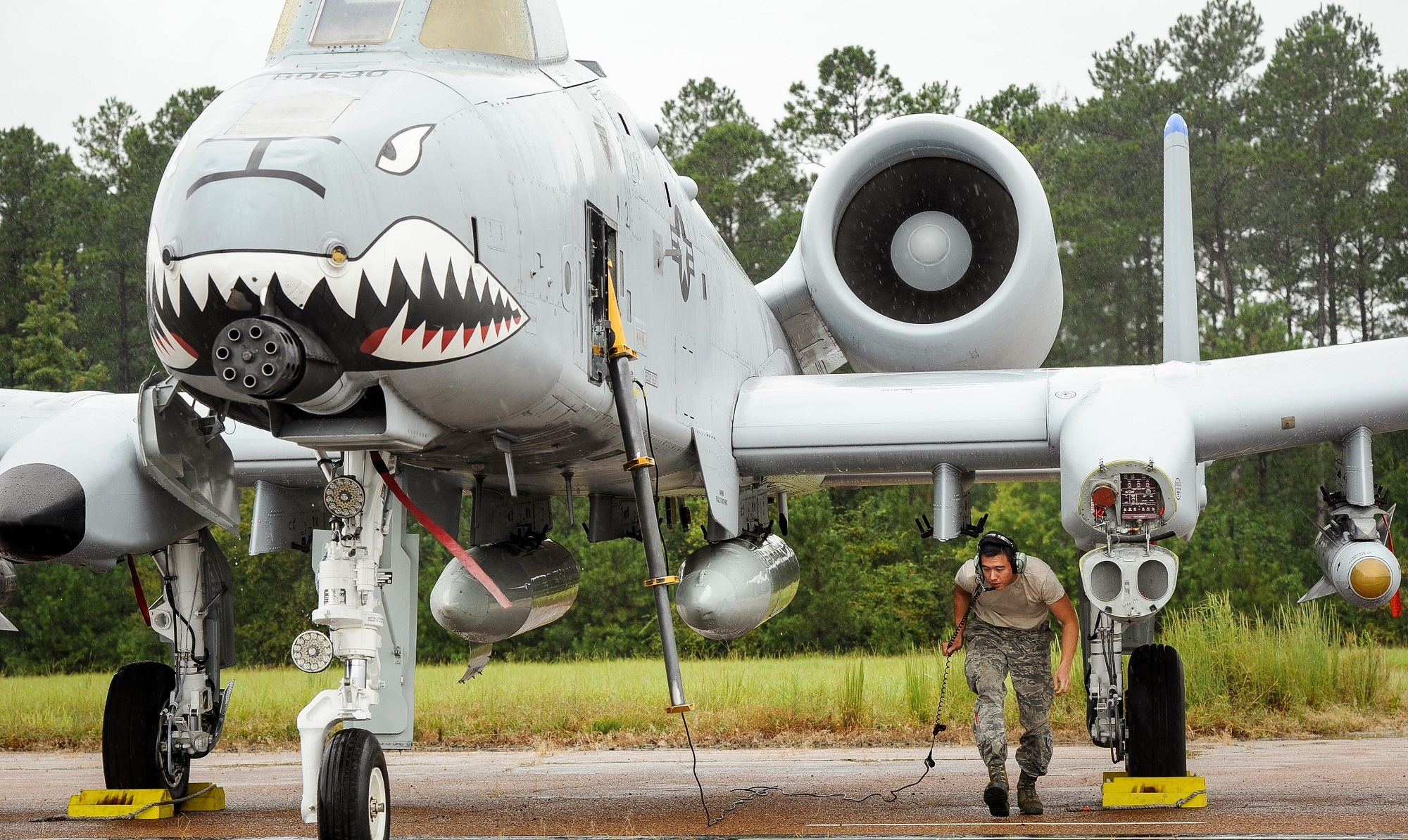 Air Force could ground A-10s as early as FY18 as life of wings runs out