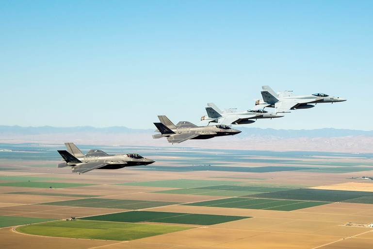 NAS Lemoore prepares for F-35 arrival, more F/A-18s