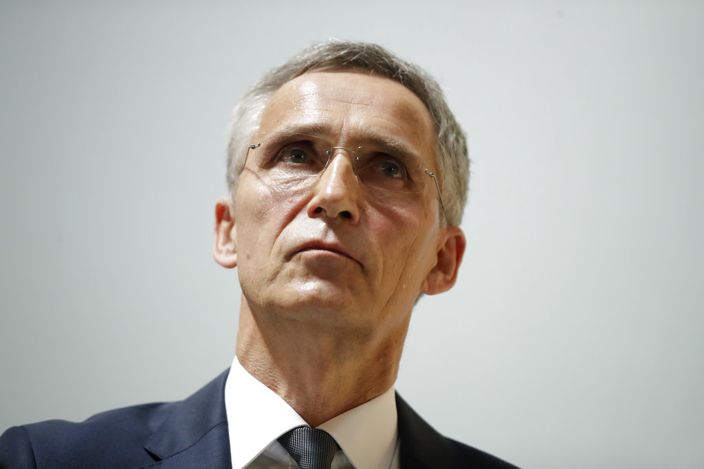 Why the head of NATO says there's 'no guarantee' that the trans-Atlantic alliance will survive