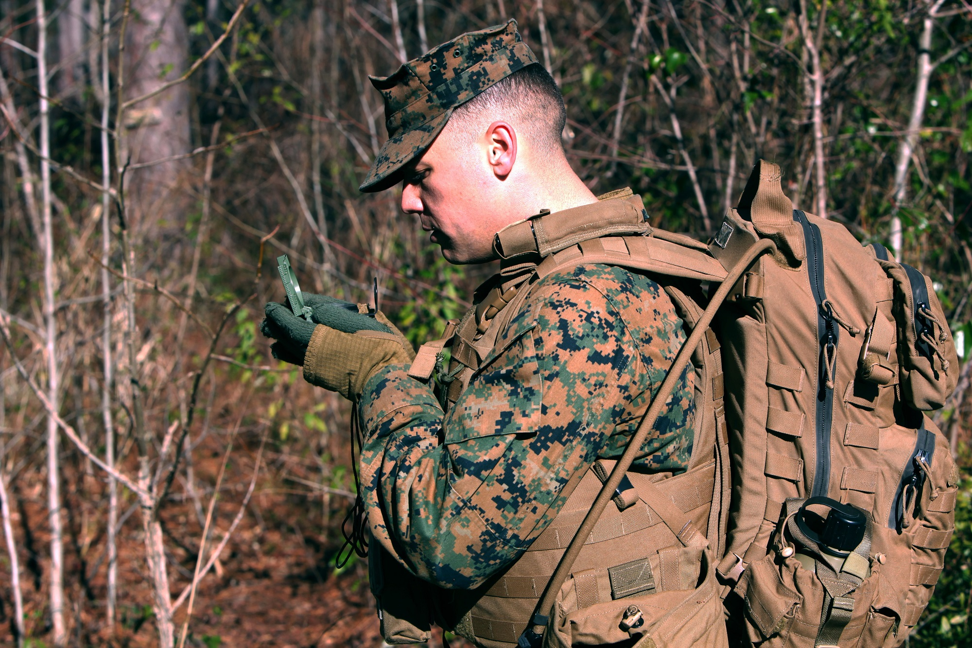 War without the internet? Commandant says Marines need to revive old-style comms