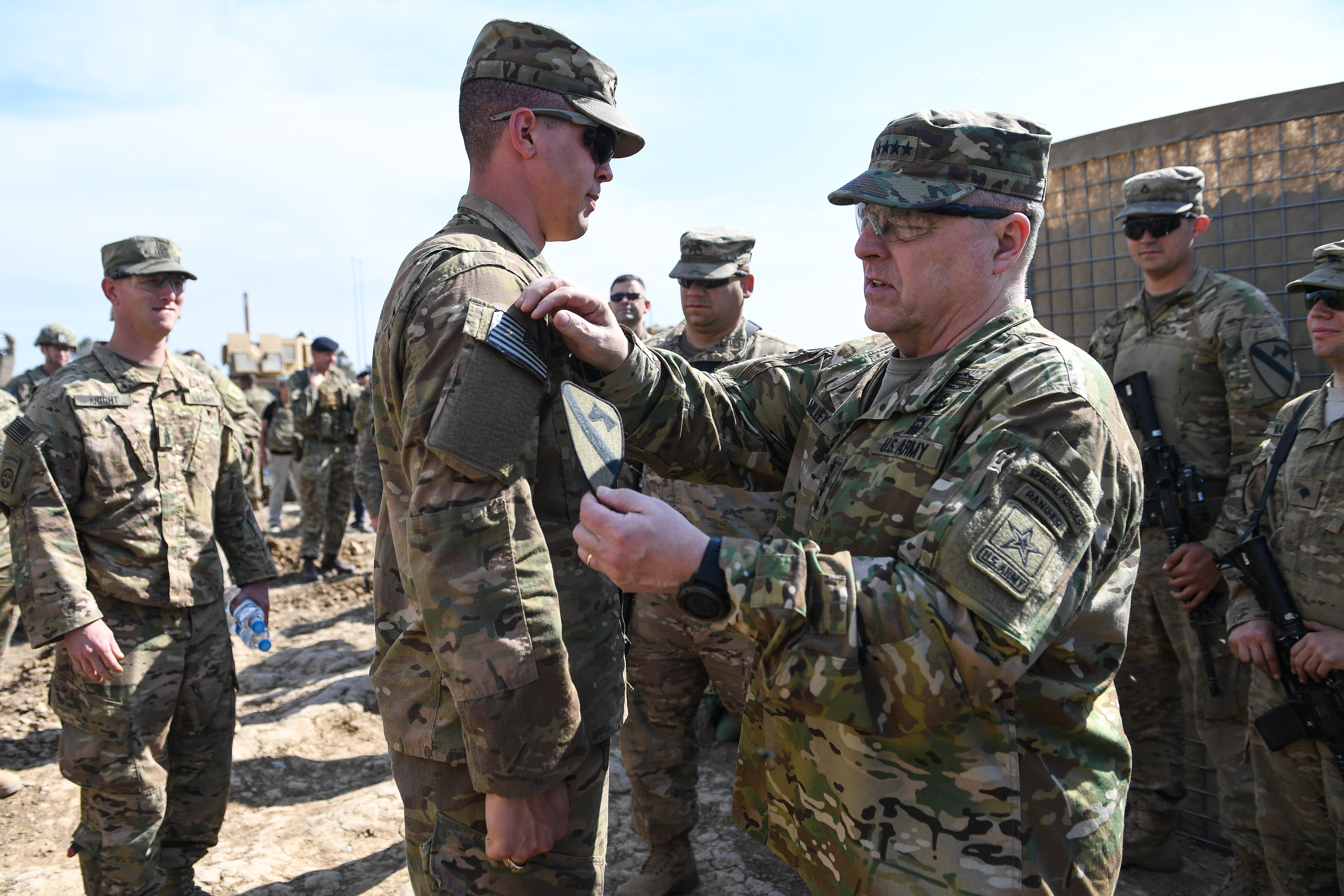 Milley: In future wars, creature comforts are out and disobeying orders is in