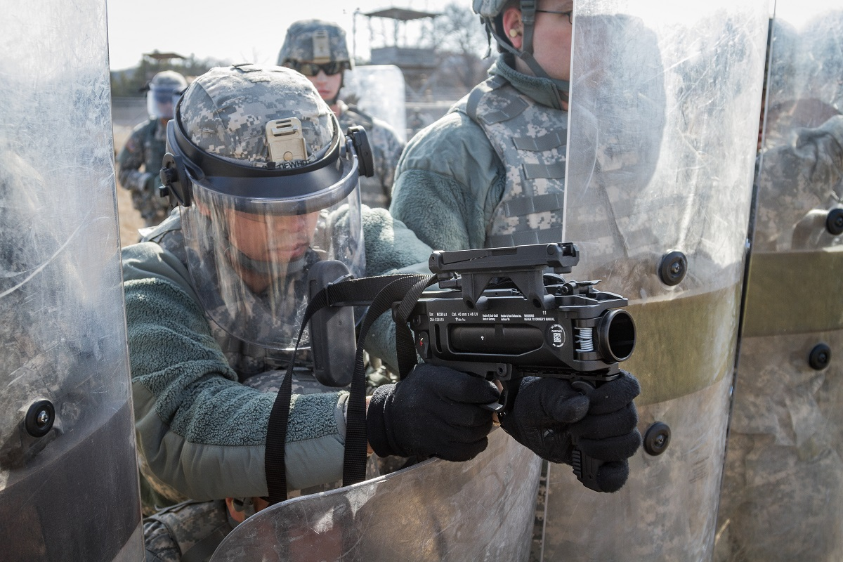 These new non-lethal options can help troops fighting in cities