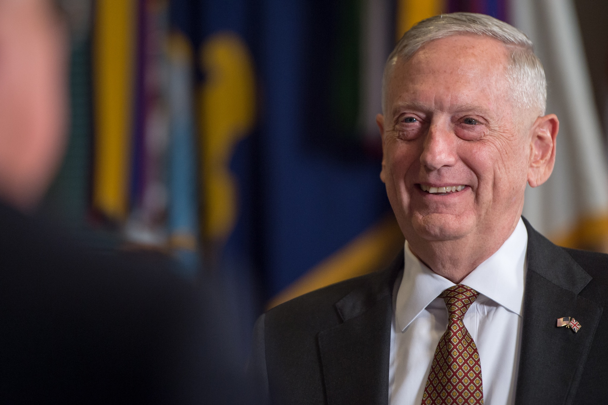 High school journalist calls Mattis, Chaos Actual calls back