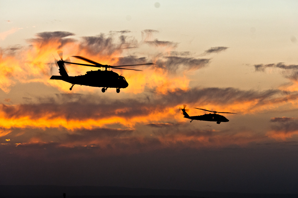 BAE Systems picked to field interim missile warning system for Army helos