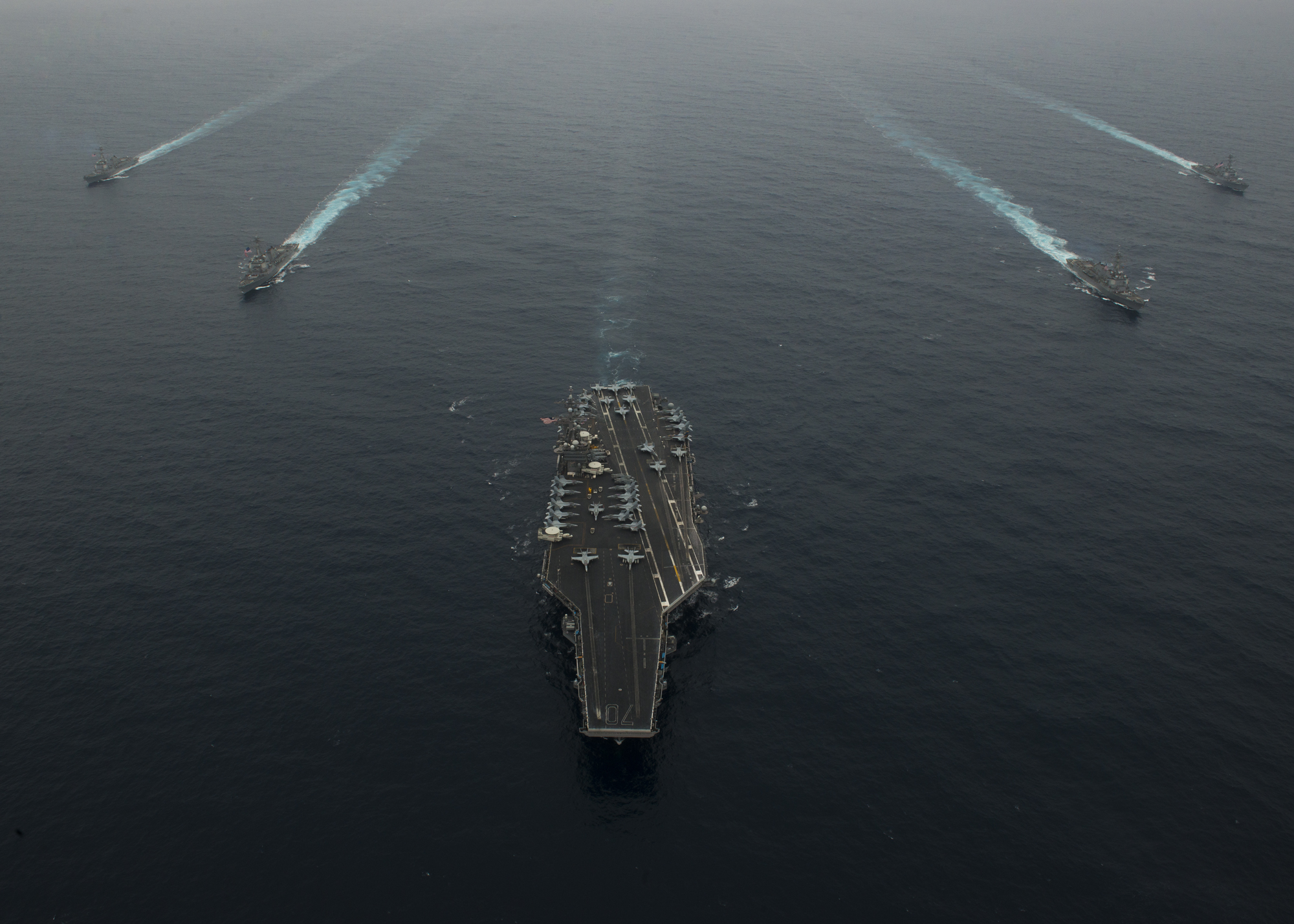 Neither Congress nor the Pentagon have a path to a 355-ship Navy